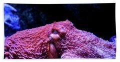 Red Menace Hand Towel