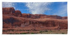 Bath Towel featuring the photograph Red Rock Canyon by Heidi Hermes