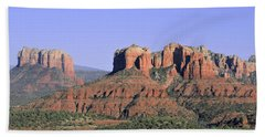 Red Rocks Sedona Hand Towel