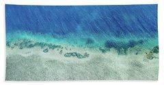 Reef Barrier Hand Towel