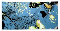 Reflecting Pond Bath Towel