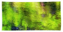 Reflecting Waters Hand Towel