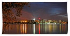 Reflections Of Madison Hand Towel