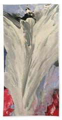 Rejoice Bath Towel by Karen Nicholson