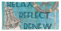 Relax Reflect Renew Hand Towel