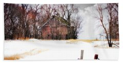 Hand Towel featuring the photograph Remember When by Julie Hamilton