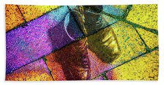 Remembering Yellow Brick Road Hand Towel by Ronda Broatch