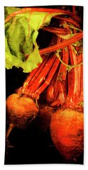 Renaissance Beetroot Bath Towel