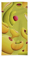 Renassansical Generation Jam Bath Towel