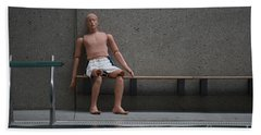 Rescue Dummy Hand Towel