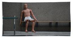 Rescue Dummy Bath Towel