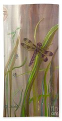 Restoration Of The Balance In Nature Cropped Bath Towel