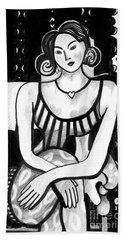 Rethinking Matisse Bath Towel