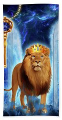 Revelation Gate Bath Towel