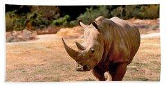 Rhino Hand Towel