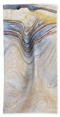 Ribbon Of Rock Bath Towel