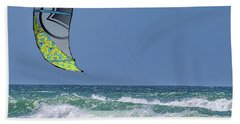 Ridin The Wind Hand Towel