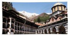 Rila Monastery Hand Towel