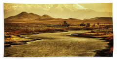 Rio Grande Colorado Bath Towel