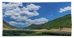 Rio Grande Headwaters #3 Hand Towel