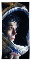 Ripley Hand Towel by Tom Carlton