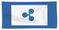Ripple Coin Hand Towel