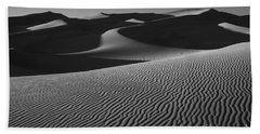Ripples In The Sand Hand Towel
