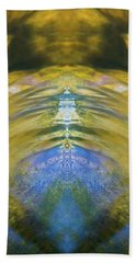 Ripples Of Bell Rocks Hand Towel
