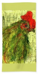 Rise And Shine  Hand Towel by P J Lewis