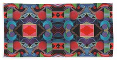Rising Above And Synergy 4 Hand Towel