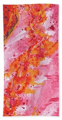 Rising Fires Hand Towel
