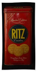 Ritz Crackers Hand Towel