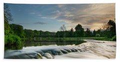 River Don - Aberdeen Bath Towel