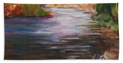 River Light Bath Towel