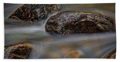 River Magic 2 Hand Towel by Douglas Stucky