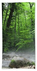 River Mist Bath Towel