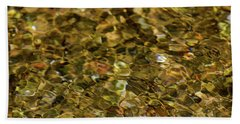 River Pebbles Hand Towel