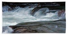 River Rapids Bath Towel
