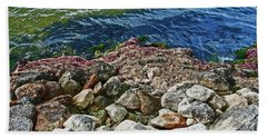 River Rocks Hand Towel