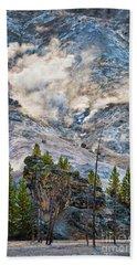 Roaring Mountain Hand Towel
