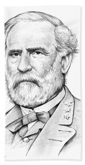 Robert E. Lee Bath Towel