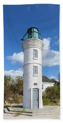 Robert Manning Memorial Lighthouse Bath Towel