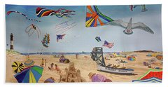 Robert Moses Beach Bath Towel
