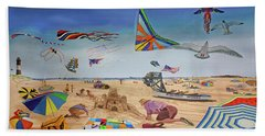 Robert Moses Beach Towel Version Bath Towel