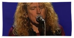 Robert Plant Collection - 4 Bath Towel