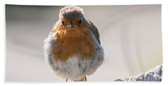 Robin Front Hand Towel