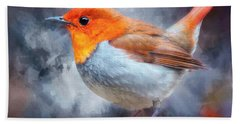 Robin I Hand Towel