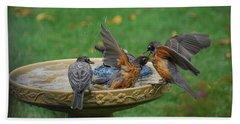 Robins Bathing Hand Towel