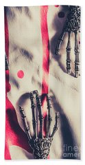 Robot Killing Machines Hand Towel