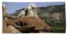 Rock Formations Hand Towel